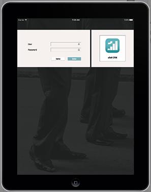 Accede a la app de forma segura con tu usuario y contraseña